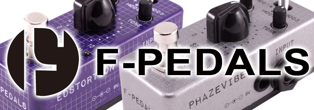 F Pedals